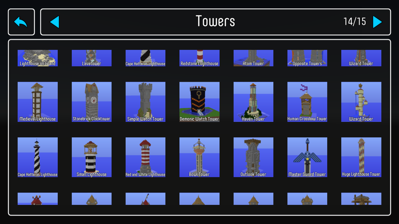 MCProApp – Blueprints, Maps, Storytime and Guides for Minecraft